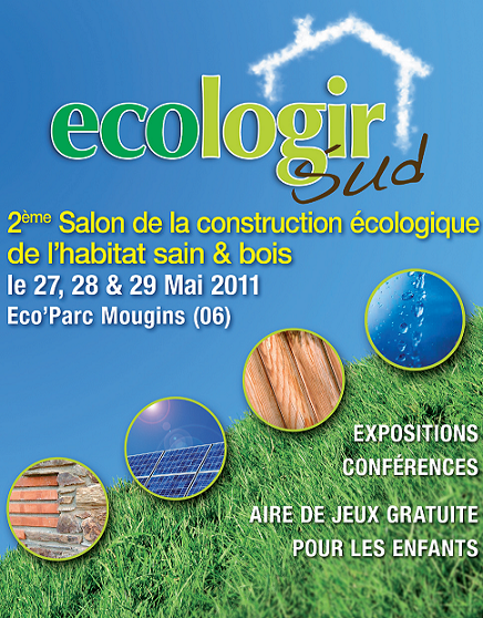 Salon Ecologir à Mougins